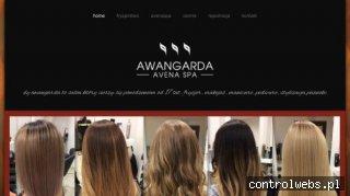 Przedłużanie włosów- Awangarda