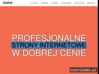 Projektowanie stron www jarosław
