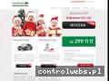 Screenshot strony compensa.net.pl