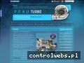 Screenshot strony turbo-sprezarki.com.pl