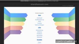 ShareTheMusic - muzyczna społeczność.