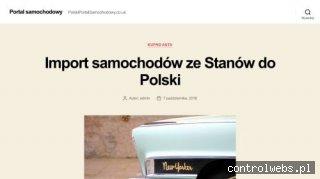Ogłoszenia motoryzacyjne UK – Polski Portal Samochodowy