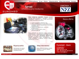 Wózek inwalidzki Poznań