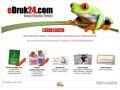 Screenshot strony www.eDruk24.com