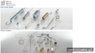 Zakład Sprężyn Technicznych produkcja sprężyn
