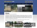 DOBREGARAZE.COM producent garaży blaszanych