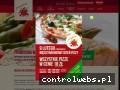 Screenshot strony www.restauracjapomodorino.pl