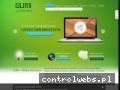 Screenshot strony www.gumitaras.pl