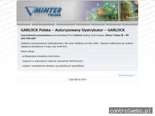 Minter - Autoryzowany przedstawiciel Garlock