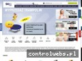 Screenshot strony www.sk-sport.pl