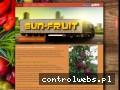 SUN-FRUIT eksport owoców do Rosji