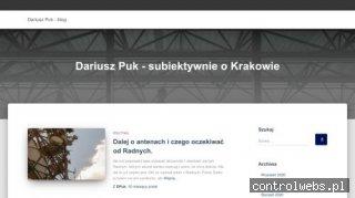 Dariusz PUK - Profesjonalne nagłośnienie