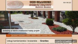 GRANITEX ogrodzenia kamiennekoszalin