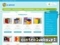 Screenshot strony www.zabawkiedukacyjne.eu
