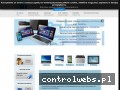 Screenshot strony www.telmark.waw.pl