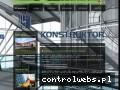 Konstruktor - dostawa konstrukcji stalowych i żelbetowych