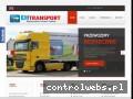 EHTransport - międzynarodowy transport spożywczy