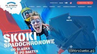 Skoki spadochronwe - Strefa Silesia