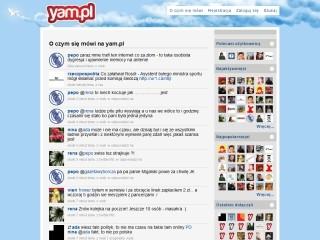 Mikroblogi Yam.pl