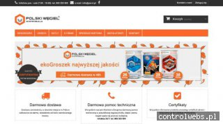 Twój dostawca ekogroszku i węgla - Polski Węgiel Dystrybucja