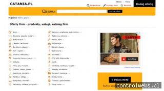 Firmy - Polski katalog firm, produktów i usług - Catania.pl