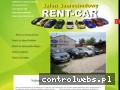 Screenshot strony autosalon-rentcar.com.pl