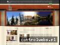 Screenshot strony www.hellada.kielce.pl