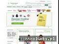 Screenshot strony www.topubranka.pl