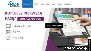 KDF kasy dla prawników Poznań
