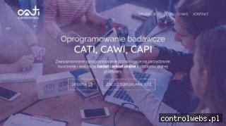 CATI-System - Oprogramowanie badawcze