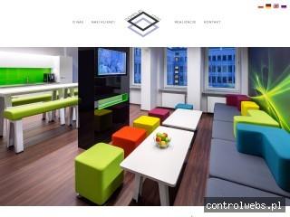 MAXIMUM INTERIOR projektowanie wnętrz biurowych