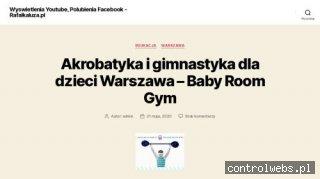 Tworzenie stron www - Dębica - Rafał Kałuża