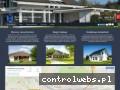 Screenshot strony www.biurowycenynieruchomosci.com.pl