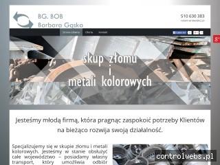 BG. BOB skup aluminium wiązowna