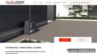 Stal-met System - automatyka do bram, telewizja przemysłowa