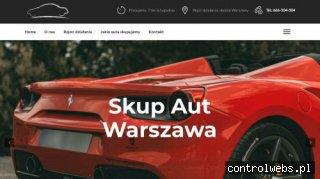 Skup samochodów uszkodzonych Warszawa