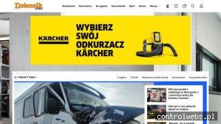 Dziennik Łódzki -  internetowe wydanie dziennika regionalneg