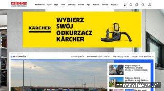 Dziennik Zachodni -  internetowe wydanie dziennika regionaln