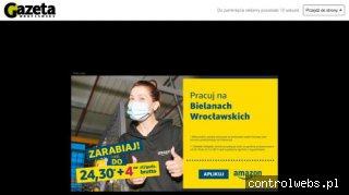 Gazeta Wrocławska - internetowe wydanie dziennika regionalne