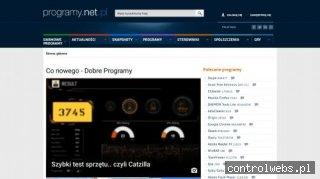 Dobre programy - programy.net.pl