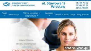 SOO Leczenie zeza Wrocław