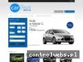 Carfast.pl - wypożyczalnia samochodów Gorzów