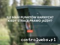 Screenshot strony pkt-karne.pl