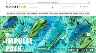 Stroje sportowe - sporttiw.pl