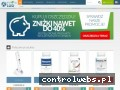 Screenshot strony nuvialab.pl