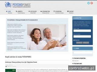 Psychopomoc - Przegląd Wydawnictw Psychologicznych