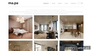 Architekt wnętrz Bielsko - Project By MAPA