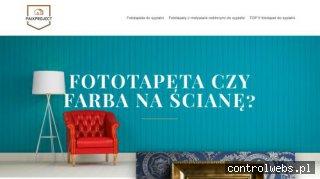 www.paixproject.pl - aranżacja wnętrz kielce