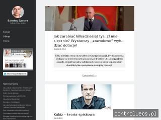 Bolesław Ejsmont - Blog