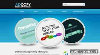 Copywriting AdCopy